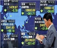 خسائر عنيفة تضرب الأسهم اليابانية في بورصة طوكيو