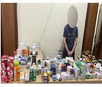 القبض على «صيدلي» للاتجار في الأدوية المهربة بالإسكندرية