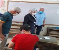 16 ألف و757 طالبا يؤدون الإمتحان التجريبي بالثانوية العامة ببني سويف
