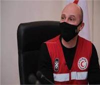 الهلال الأحمر: إرسال 150 طن «أدوية ومستلزمات طبية وإغاثية» إلى قطاع غزة