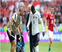 ديمبلي يغادر معسكر فرنسا في «يورو 2020»