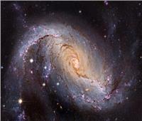 تلسكوب هابل يرصد ظاهرة كونية فريدة