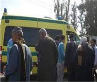 مصرع ٣ أشخاص في حادث تصادم قطار بـ«أتوبيس» بمنطقة حلوان