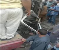 خاص  تضامن القاهرة: صرف تعويضات لضحايا حادث قطار حلوان