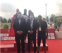 ألعاب قوى | 4 ميداليات ذهبية للاعبي الأهلي في البطولة العربية بتونس