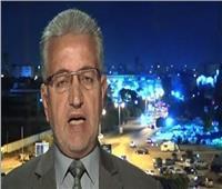 «رئيس العمل الوطني الليبي»: ليبيا عنق أمني مهم للدولة المصرية