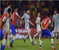 كوبا أمريكا | الأرجنتين تتقدم على باراجواي في الشوط الأول.. فيديو