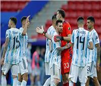 كوبا أمريكا | الأرجنتين تتصدر المجموعة بالفوز على باراجواي «فيديو»