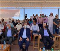 محافظ جنوب سيناء يفتتح مشروعات تنموية بنويبع بتكلفة ٥٠ مليون جنيه