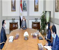 الرئيس السيسي يشدد على الالتزام بالاستخدام الأمثل لحزم التمويل التنموية