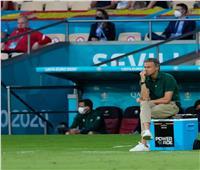 مدرب إسبانيا: لن أستقيل في حال خرجنا من دور المجموعات