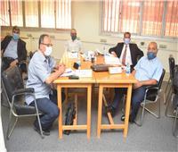 جامعة سوهاج تفتتح فعاليات التدريب الثاني للمرشحين لمنصب «عميد كلية»