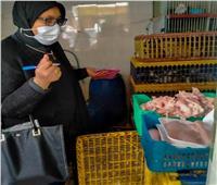 ضبط 410 كيلو منتجات غير صالحة للاستهلاك الآدمي بأسواق الإسكندرية