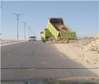 الحبس وغرامة100 ألف جنيه عقوبة إلقاء «ردش مخالفات البناء» بالشوارع