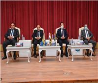 دور الرقابة الإدارية في مكافحة الفساد.. ندوة بـ«جامعة أسوان»