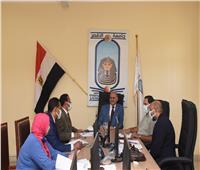 رئيس جامعة الأقصر يترأس الاجتماع الدوري لمجلس شئون خدمة المجتمع وتنمية البيئة