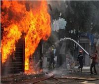 إخماد حريق بمنزلين و3 أحواش في سوهاج