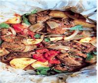 طبق الأسبوع مــن مطبخ الشيف مريم سامى