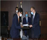 وزير النقل يشهد توقيع عقد تحديث نظم الإشارات بسكة حديد «نجع حمادي - الأقصر»