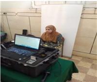 مأمورية لاستخراج الرقم القومي لسيدات «ميت أبو الكوم» بالمنوفية