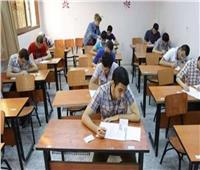 استكمال الامتحان التجريبي للثانوية العامة من المنزل بداية من الخميس