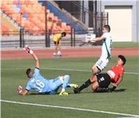 كأس العرب للشباب  التعادل السلبي يسيطر على الشوط الأول بين مصر والجزائر
