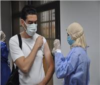 جامعة حلوان تواصل تطعيم اعضاء هيئة التدريس والعاملين بلقاح فيروس كورونا