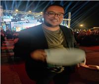 «فرصة أخيرة» يفوز بجائزة أفضل مخرج بمهرجان الإسماعيلية