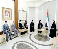 الأنبا عمانوئيل يزور سفارة الإمارات العربية المتحدة