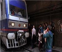 تفاصيل محاولة انتحار شخص بمحطة مترو الشهداء| خاص