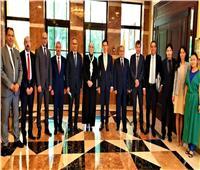 نجاح مفاوضات الجولة الرابعة لاتفاق التجارة الحرة بين مصر ودول الاتحاد الأوراسى