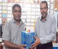 أجيال المستقبل «توزع جوائز المسابقة الدينية»