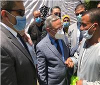 في استجابة لاستغاثته: رئيس جامعة طنطا يوجه بإجراء جراحة لمريض