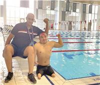 منتخب السباحة البارالمبي يحقق أهدافه فى بطولة العالم ببرلين