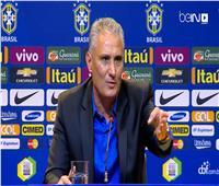 كوبا أمريكا | «مدرب البرازيل» يفشي «سر الريمونتادا» أمام «كولومبيا»