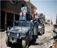 هجوم لـ داعش علي الشرطة الاتحادية في كركوك بالعراق