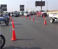 حملات بمحاور القاهرة لرصد مخالفي قواعد المرور
