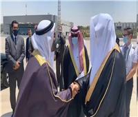 رئيس الشورى السعودي يصل القاهرة لتكريمه بوسام التميز العربي