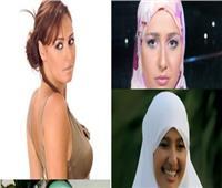 بعد مفاجأة جمهورها مجددًا.. رحلة حلا شيحة من النقاب إلى الحجاب الخليجي| صور