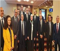 جامع تبحث مع شركات روسية تعزيز استثماراتها في السوق المصري