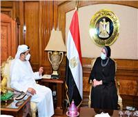 الإمارات أكبر شريك تجاري لمصر بالشرق الأوسط