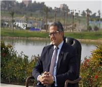 العناني: زيادة أعداد السياحة الوافدة لمصر والانتهاء من المتحف الكبير قريبًا