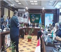 رئيس جامعة دمنهور يهنئ الرئيس السيسي بمناسبة ذكرى ثورة ٣٠ يونية