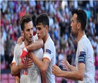 يورو 2020| إسبانيا تعدل النتيجة أمام كرواتيا بهدف «سرابيا»