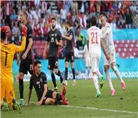 يورو 2020| «إسبانيا وكرواتيا» ثاني أكثر المباريات تهديفًا في تاريخ البطولة