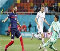 يورو 2020   بعد هدفيه في سويسرا.. «بنزيما» يكرر إنجاز بلاتيني