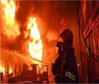 «أسطوانة بوتاجاز وفرن بلدى» وراء حريق منزلين بقنا