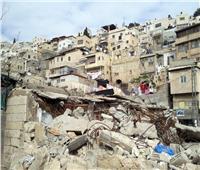 «الجامعة العربية» تدين هدم المنازل بحي البستان في القدس