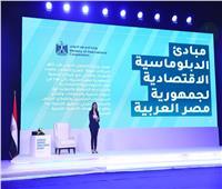 وزيرة التعاون الدولي تطلق أول كتاب يوثق تجربة مصر في مجال التعاون الدولي