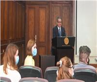 وزير السياحة يلتقي وفدا من الصحفيين والإعلاميين بأوكرانيا